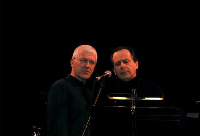 Éric Fraj et Vicente Pradal
