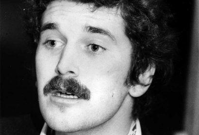 Éric Fraj en concert à l'Abbaye de Flaran (32) ; 1981
