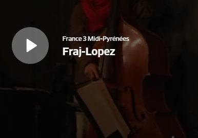 Reportage vidéo France 3