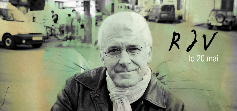 Portrait Eric Fraj pour le projet RDV