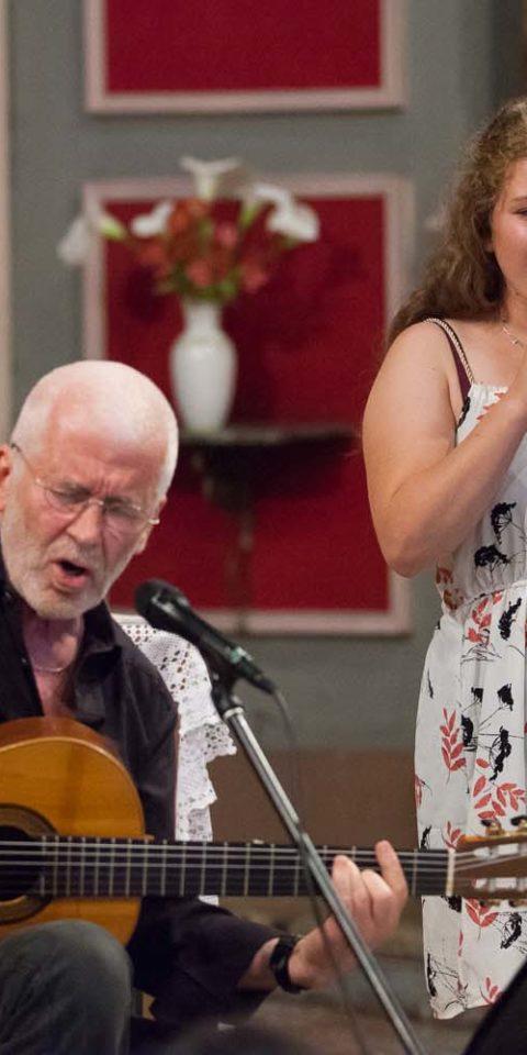 Concert à Carbonne 22 juin 2019