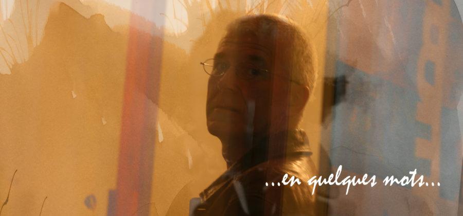 """Portrait Eric Fraj """"en quelques mots"""""""