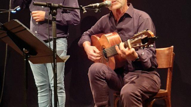 Éric Fraj et Guillaume López