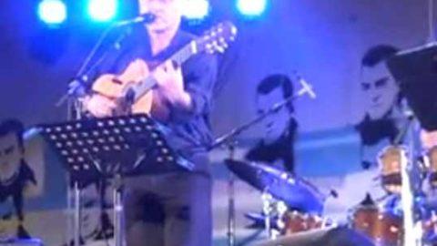 Éric Fraj en concert à l'Estivada de Rodez (12)